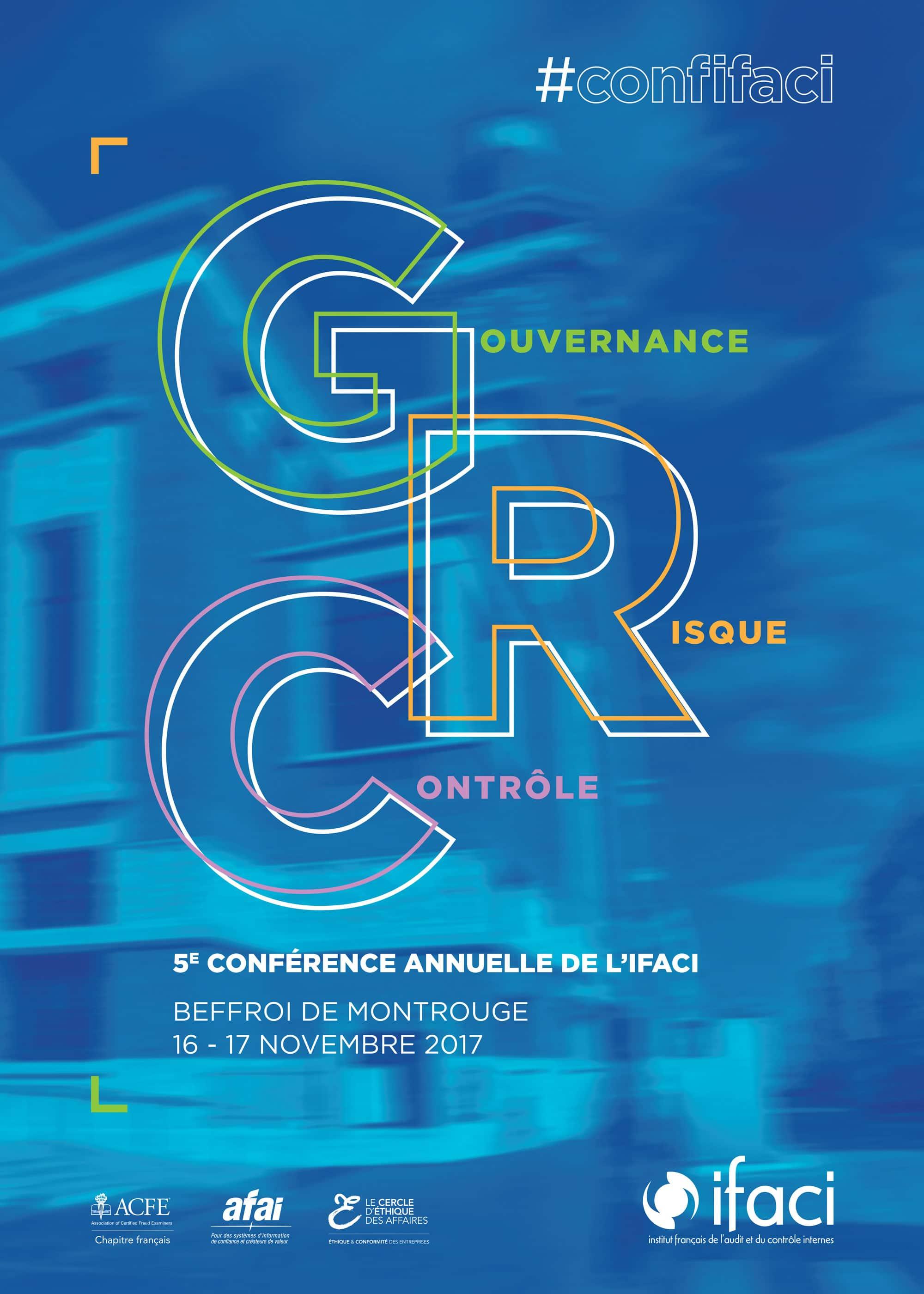 Les inscriptions à la conférence GRC IFACI 2017 sont ouvertes