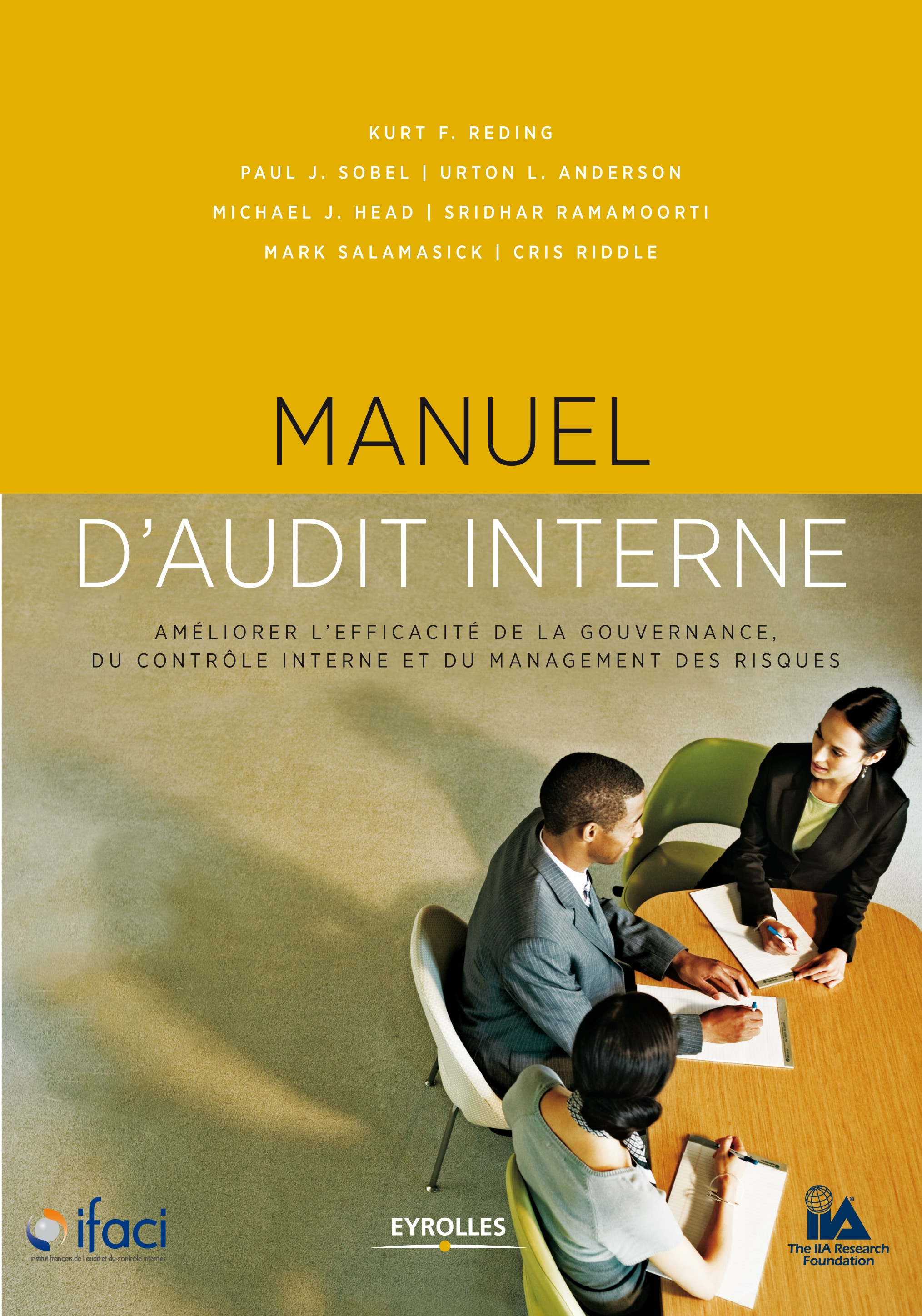 Le Manuel d'audit interne : nouvelle édition !