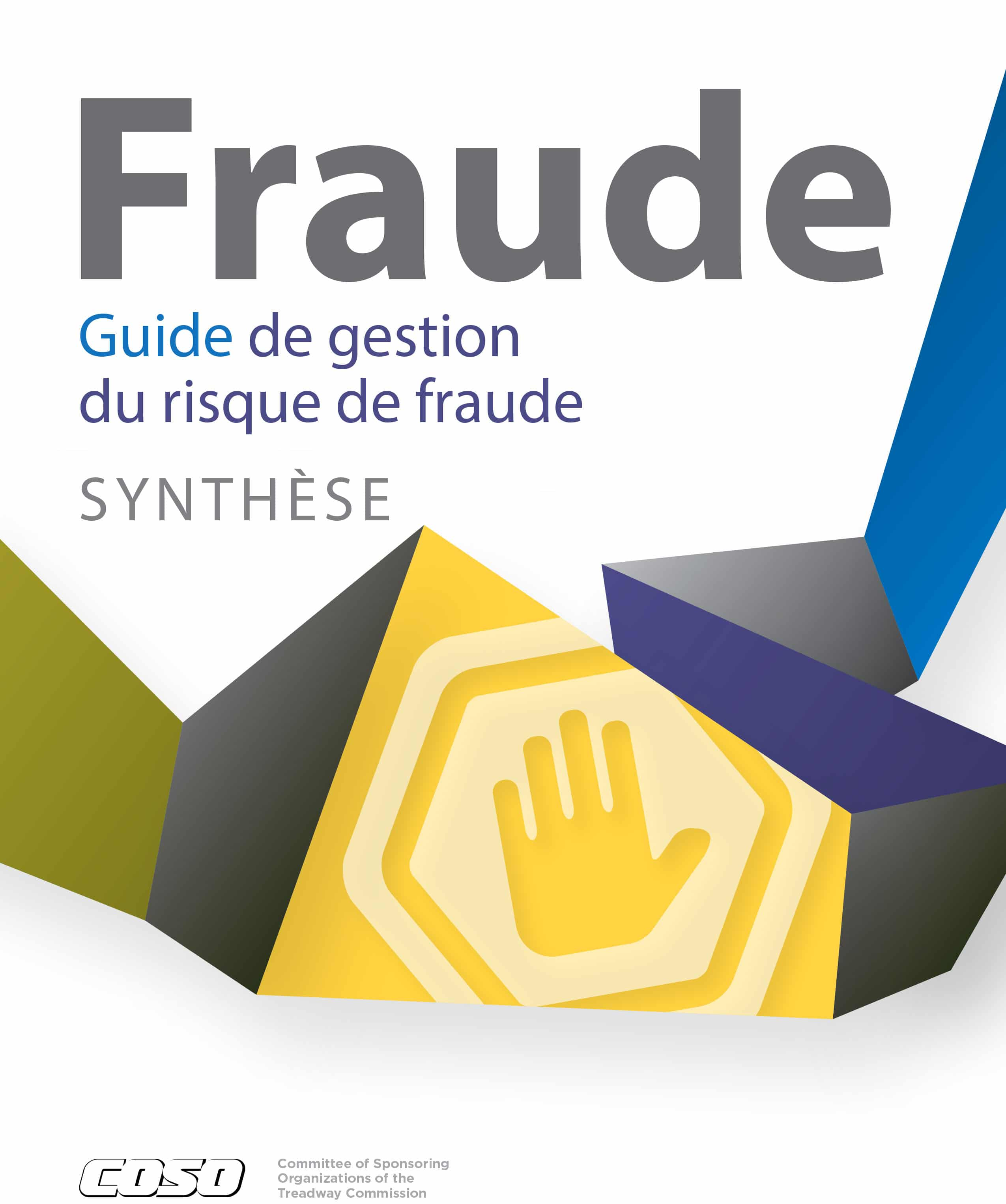 COSO : Guide de gestion du risque de fraude