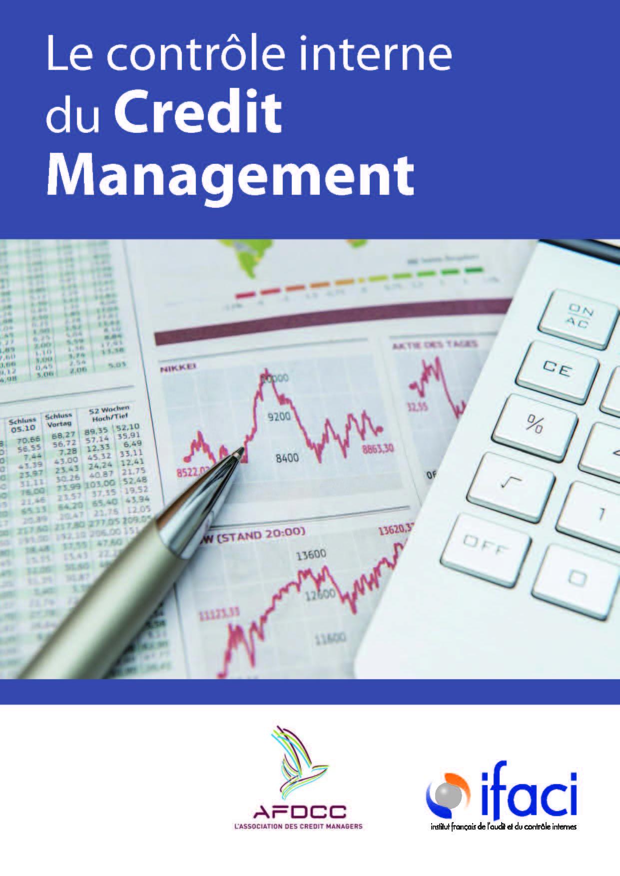 Nouvelle publication : le contrôle interne du Credit Management