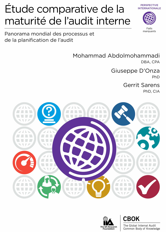 Etude comparative de la maturité de l'audit interne – Panorama mondial des processus et de la planification de l'audit