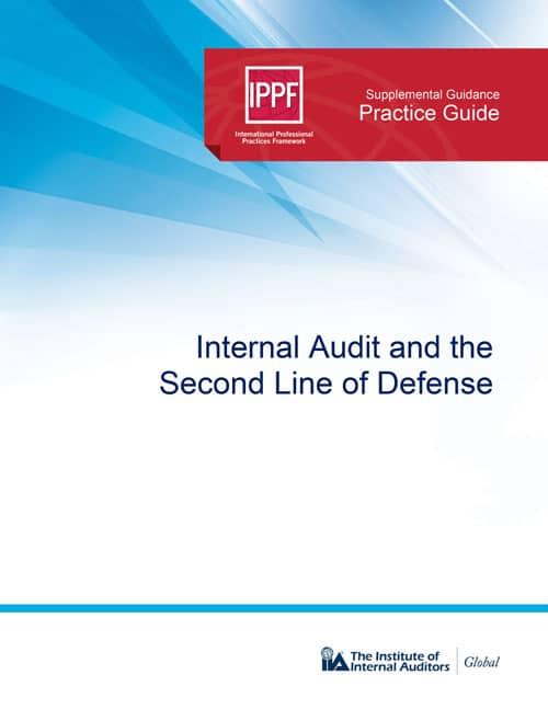 Guide pratique : Audit interne & 2ème ligne de maîtrise