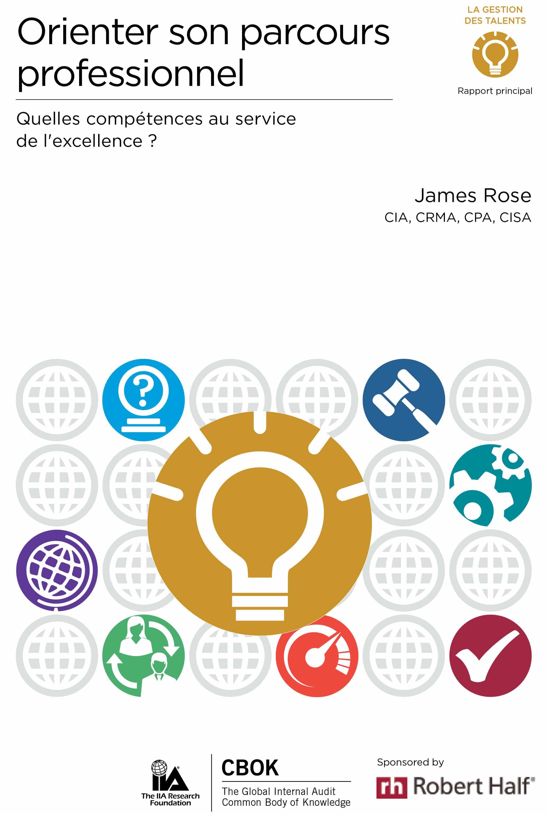 Orienter son parcours professionnel – Quelles compétences au service de l'excellence ?