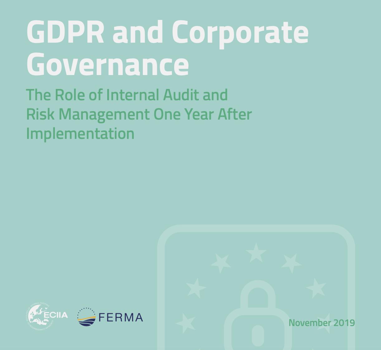 RGPD, un an après : l'analyse des experts européens
