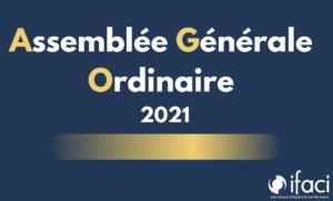 Assemblée Générale Ordinaire 2021