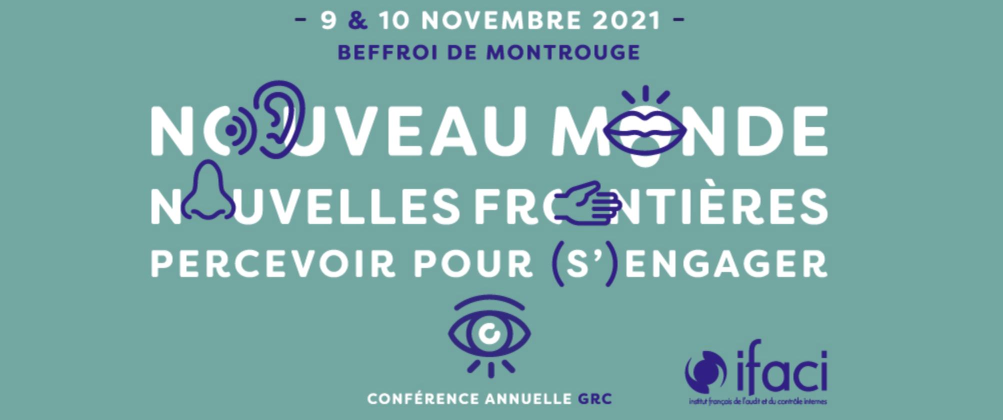 Participez à la Conférence IFACI