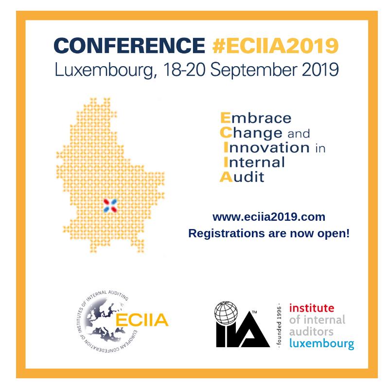 Les inscriptions à la Conférence 2019 de l'ECIIA sont ouvertes