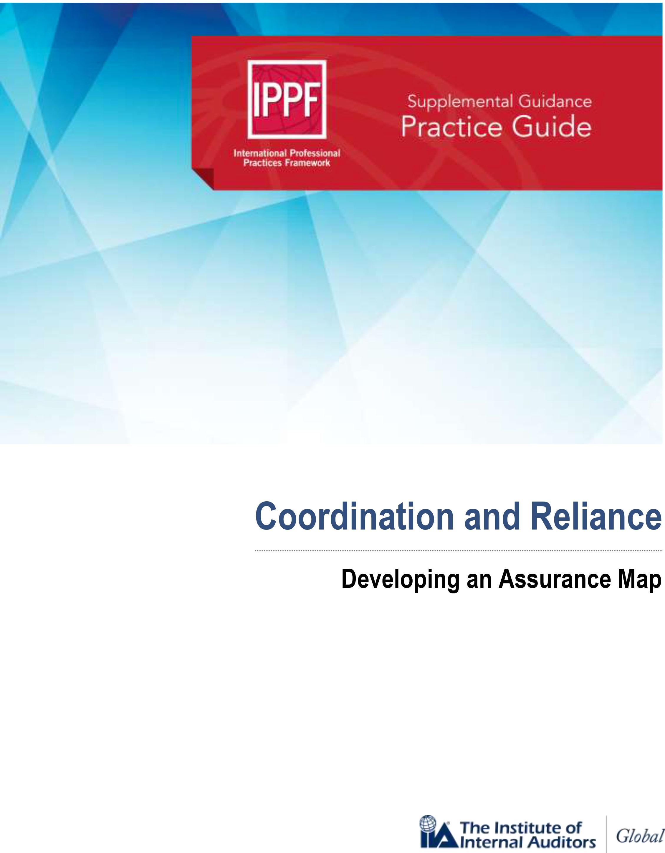 Coordination et utilisation d'autres travaux : élaborer une cartographie des prestations d'assurance
