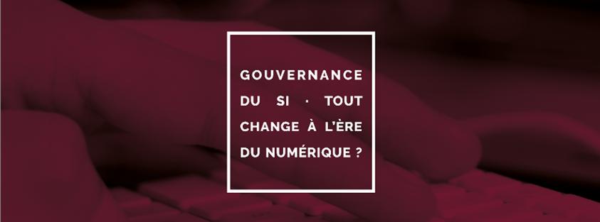 Guide d'audit de la Gouvernance du SI, lundi 25 mars à 17h30